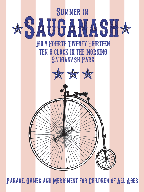 Event Poster: Summer in Sauganash